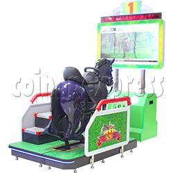 Derby Champions Horses Racing Sport Game machine