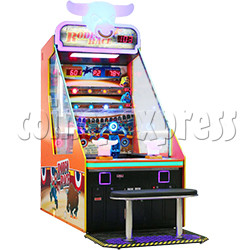 Rodeo Race Water Shooter 2 players