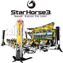 Star Horse 3 Season V Exceed the limit