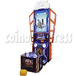 Naughty Builder LCD Live Hammer Game