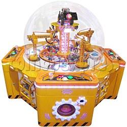 Machine Family Prize Machine  - Happy Crane and Excavator