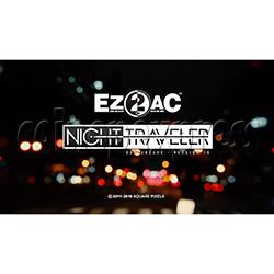 EZ2 DJ AC Night Traveller Full Game Board Kit