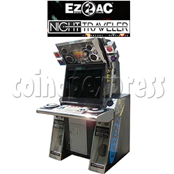 EZ2 AC Night Traveller Game Machine- Arcade Version 13