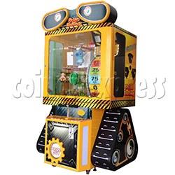 Prize Rolling Mini Wheel Game Prize Machine