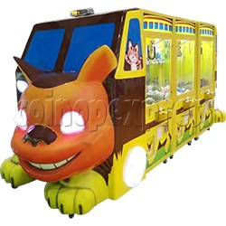 Totoro Bus Crane Machine (6 players version)
