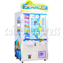 Pin Up Skill Test Prize Machine (Prize Version)