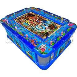 Ocean king 3 Fish Hunter Machine ( 8 players)- Monster Awaken