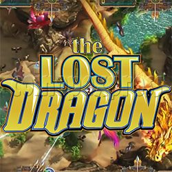 The Lost Dragon Fish Game Full Game Board Kit