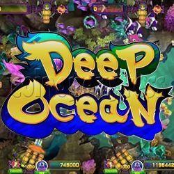 Deep Ocean Fish Hunting Full Game Board Kit