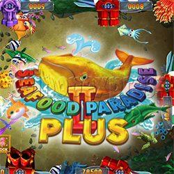 Seafood Paradise 2 Plus Fishing Game Full Game Board Kit