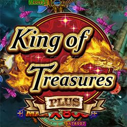 King of Treasures Plus Fish Hunter Game Full Game Board Kit China Release Version
