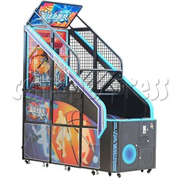 Crazy Hoops Basketball Game machine (Competition Version)