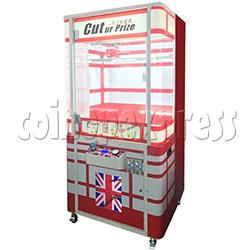 Cut Prize Skill Test Machine - British Style