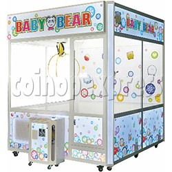 Golden House Giant Crane machine (1 Player)