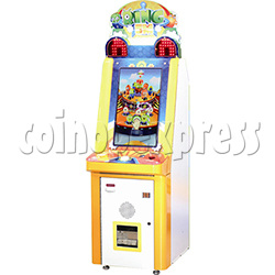 22 inch Ring EM Video Ticket Redemption Machine  1 player