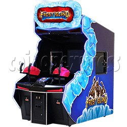 Frost Island Water Shooter Game Machine