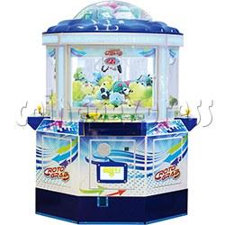 Roto Grab Crane machine 4 Players