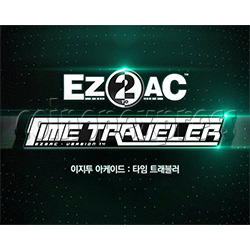 EZ2 AC Time Traveller Full Game Board Kit