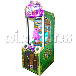 Dizzy Lizzy Ticket Redemption Machine Single Player