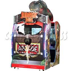 Jurassic Park Shooting Arcade Game machine