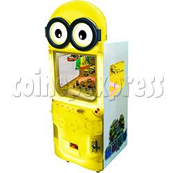 Little Yellow Man Pull Rod Type Prize Machine
