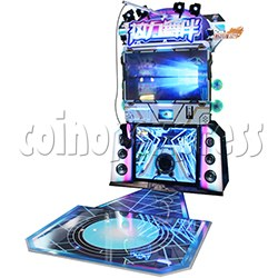 Thermal Dance Partner VR Dancing Game Machine