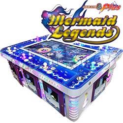 Ocean King 3 Plus: Mermaid Legends Fish Game Machine ( 8 players)