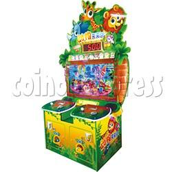 Animals Castle Virtual Prize Grabbing a Win Machine
