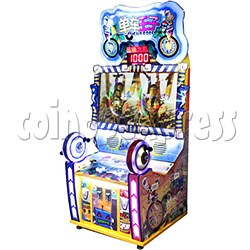 Tight Rode Skill Test Ticket Redemption Video Game Arcade Machine 2 players