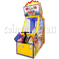 Castle Shootout Skill Test Game Machine