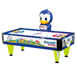 Hockey Baby Coin-Operated Air Hockey Table for Adults