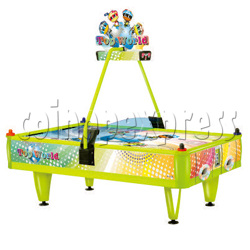 Top World Coin Operated Air Hockey ( 2 players)