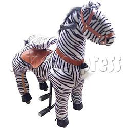 Mechanical Walking Horse Animal (Medium Rider)