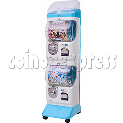 Double Toy Capsule Vending Machine (Deluxe  Version)