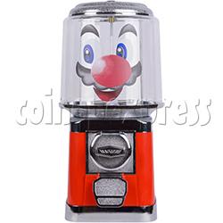 Columnar Capsule Vending Machine