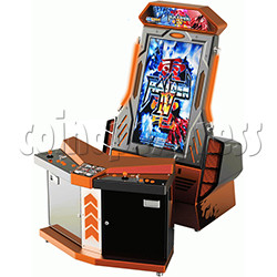 Raiden IV Game Machine