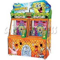 SpongeBob Pineapple Arcade Redemption Game Machine
