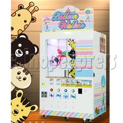 Balloon Walker Helium Metallic Foil Balloon vending machine