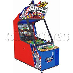 Baseball Pro Junior Ticket Redemption Arcade Machine
