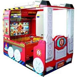 Fire Rescue Water Shooter Game Machine