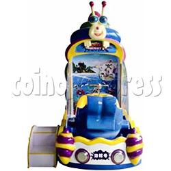 Ocean Quest Kidde Ride Water Shooter Ticket Redemption Game