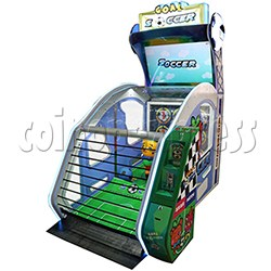 Goal Soccer Sport Game Card Redemption machine
