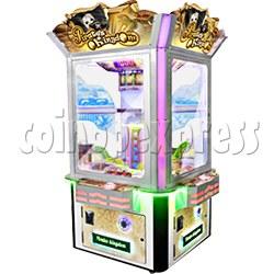 Pirate's Kingdom Redemption Machine (4 players)
