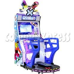 Snow Boarder Sport Video Game Machine