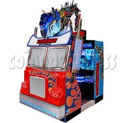 Transformers Shadows Rising Arcade Machine 2 Players