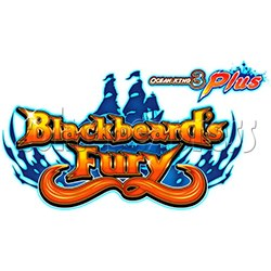 Ocean King 3 Plus Blackbeard Fury Game Board Kit China Release Version