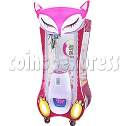 28 inch Cartoon Fox Toys Crane Machine