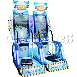 Extreme Slope Ticket Redemption Arcade Machine