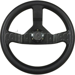 Steering Wheel for Arcade Racing Video Game Machine