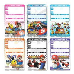 Memory Card for Mario Kart Arcade GP